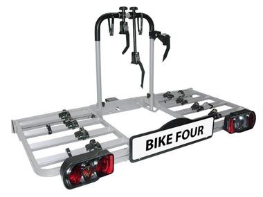 EUFAB Nosič jízdních kol Bike Four