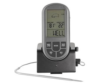 FLORABEST® Bezdrátový digitální teploměr na grilování FFGT 433 A1