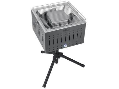 FLORABEST® Bezkouřový gril s nastavitelným přívodem vzduchu FLG 40 A1
