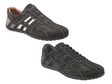 Footflexx Pánská kožená obuv