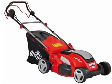 Grizzly Elektrická sekačka ERM 1846 GTA