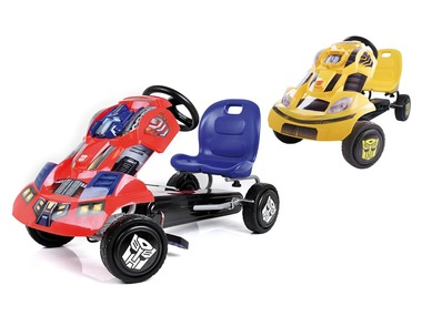 Hauck TOYS FOR KIDS Go Kart Transformers