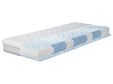 Hn8Schlafsysteme 7zónová matrace ze studené pěny Perfect Dream KSTvrdost: Výška:Rozměry: