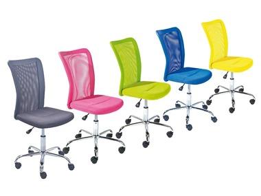Interlink Dětská otočná židle Bonnie