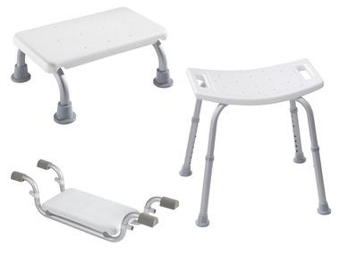 Koupelnová stolička / Sedačka do vany / Pomůcka na stoupání