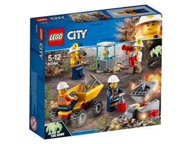 LEGO®City 60184 Důlní tým
