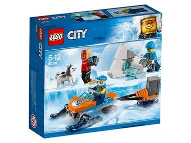 LEGO®City 60191 Průzkumný polární tým
