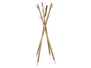 LIVARNOLIVING® Bambusový věšák na oblečení 71 x 167