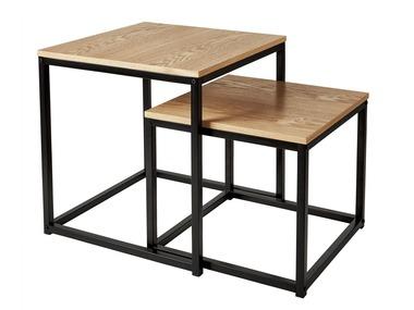 LIVARNOLIVING®  Sada odkládacích stolků