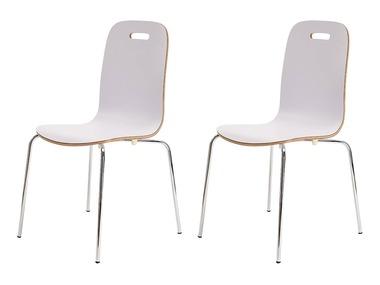 LIVARNOLIVING®  Stohovatelné jídelní židle