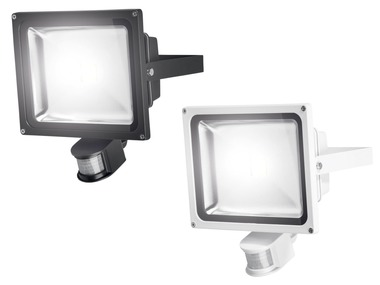 LIVARNOLUX® LED reflektor 30 W s pohybovým senzorem