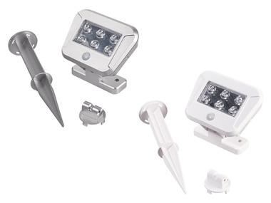 LIVARNOLUX® LED senzorové svítidlo IP54