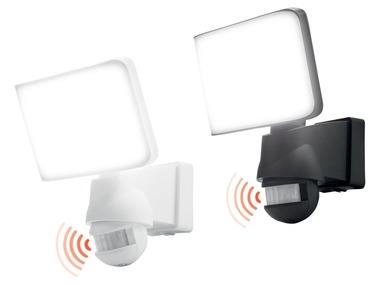 LIVARNOLUX® LED venkovní reflektor s detektorem pohybu