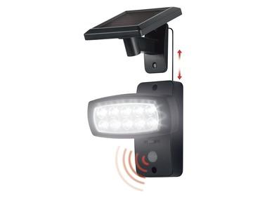 LIVARNOLUX® LED solární reflektor