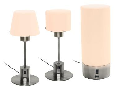 LIVARNOLUX® LED stolní lampa s USB