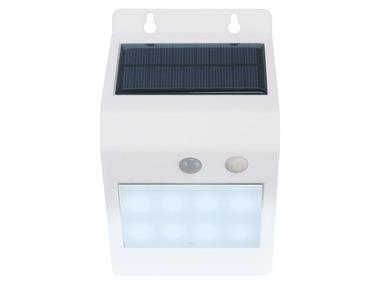 LIVARNOLUX® Solární LED svítidlo s pohybovým čidlem