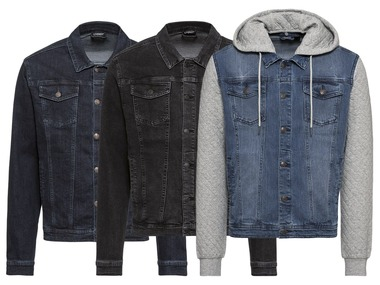LIVERGY® Pánská džínová bunda