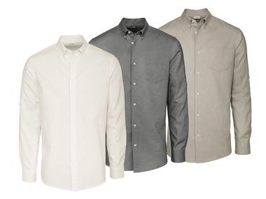 LIVERGY® Pánská lněná košile