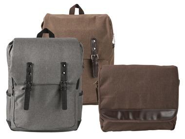 LIVERGY® Pánská taška přes rameno / batoh