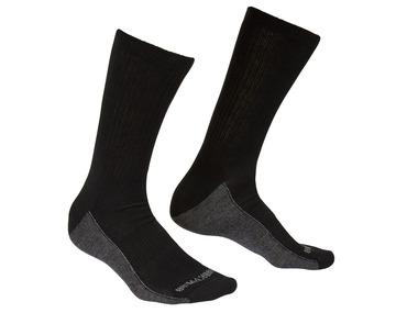 LIVERGY® Pánské pracovní ponožky s vysokým horním okrajem