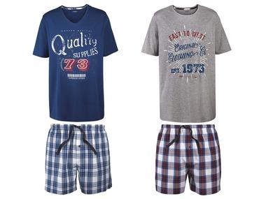 LIVERGY® Pánské pyžamo XXL