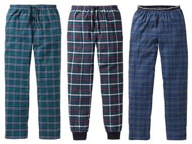 LIVERGY® Pánské pyžamové kalhoty