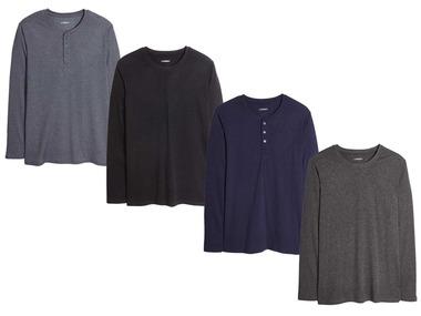 LIVERGY® Pánské termo triko s dlouhými rukávy