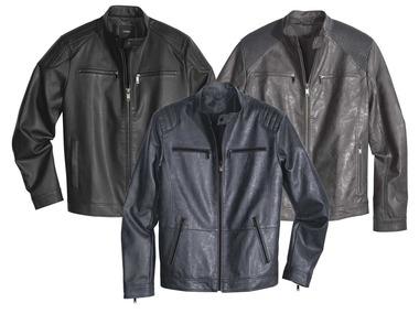 """LIVERGY® Pánská bunda """"Biker"""""""