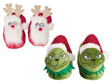 LIVERGY® Pánská vánoční domácí obuv