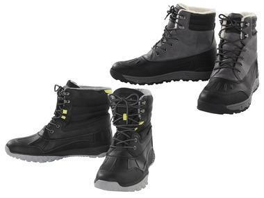 LIVERGY® Pánská zimní obuv