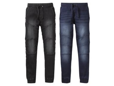 """LIVERGY® Pánské džíny """"Jogger"""""""