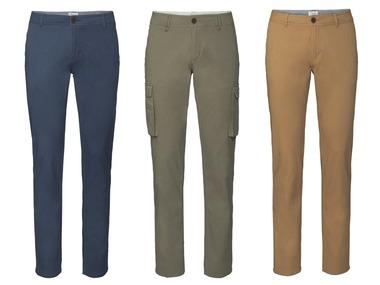 """LIVERGY® Pánské kalhoty Twill """"Slim Fit"""""""