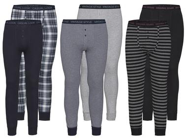 LIVERGY® Pánské spodní kalhoty XXL