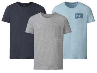 LIVERGY® PURE COLLECTION Pánské triko