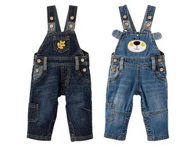 LUPILU® Chlapecké kalhoty s laclem