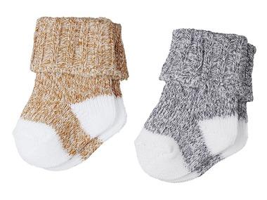 LUPILU® Chlapecké pletené ponožky