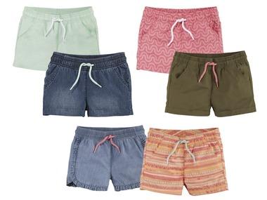 LUPILU® Dívčí šortky