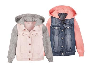 LUPILU® Dívčí džínová bunda