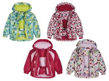LUPILU® Dívčí lyžařská bunda