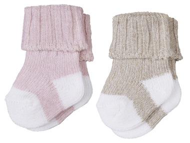 LUPILU® Dívčí pletené ponožky