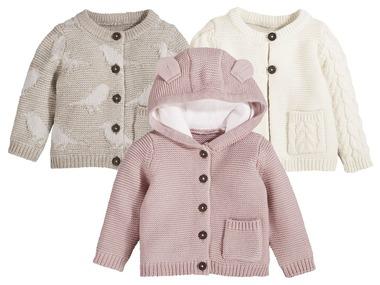 LUPILU® Dívčí pletený svetřík