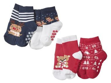 LUPILU® Dívčí plyšové ponožky