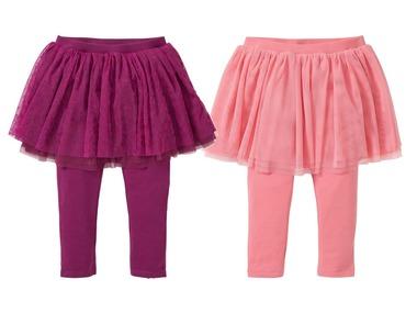 LUPILU® Dívčí tylová sukně s legínami
