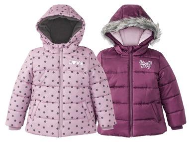 LUPILU® Dívčí zimní bunda