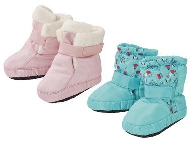 LUPILU® Dívčí zimní capáčky