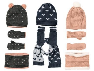 LUPILU® Dívčí zimní souprava