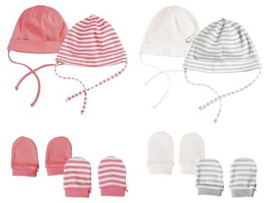 LUPILU® Dětská čepice / rukavice