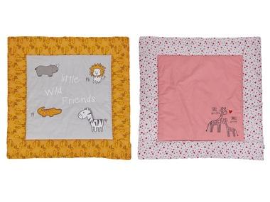 LUPILU® Dětská patchworková deka