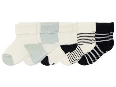LUPILU® PURE COLLECTION Chlapecké plyšové ponožky