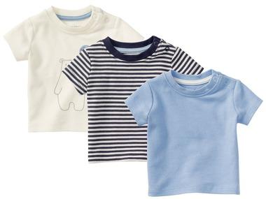 LUPILU® PURE COLLECTION Chlapecké triko s krátkými rukávy